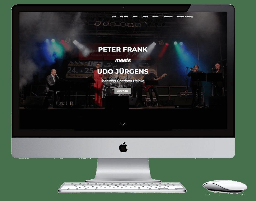 Webdesign Stralsund - Seitenschmiede - Udoprojekt